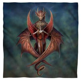 Anne Stokes Copperwing Bandana