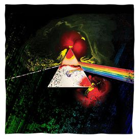 Pink Floyd Dark Side Of The Moon Bandana