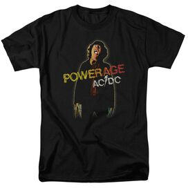 Acdc Powerage Short Sleeve Adult T-Shirt