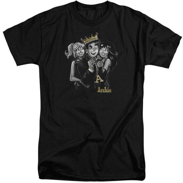 Archie Comics Ladies Man Short Sleeve Adult Tall T-Shirt