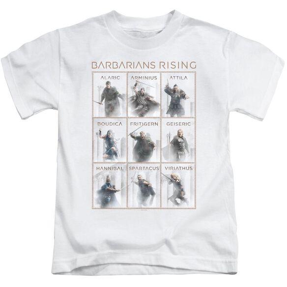 Barbarians Rising Nine Short Sleeve Juvenile T-Shirt