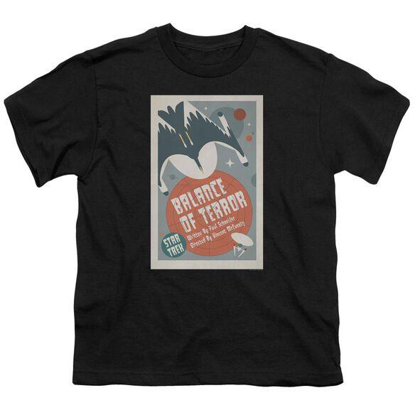 Star Trek Tos Episode 14 Short Sleeve Youth T-Shirt
