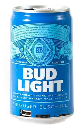 Bud Light Bluetooth Can Speaker