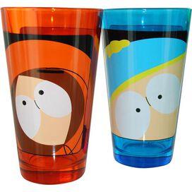 South Park Faces Pint Glass Set