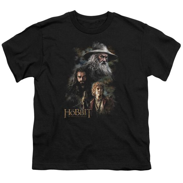 The Hobbit Painting Short Sleeve Youth T-Shirt
