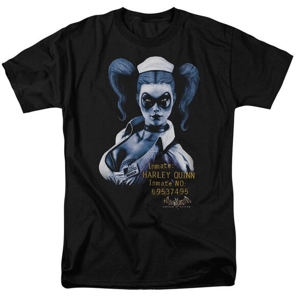 Batman Aa Arkham Harley Quinn Short Sleeve Adult T-Shirt