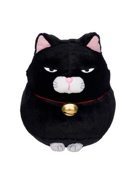 Cranky Cat Plush