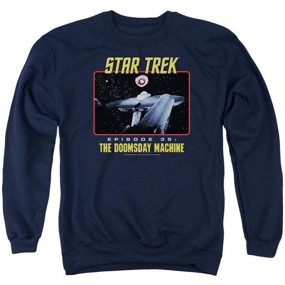St Original The Doomsday Machine Adult Crewneck Sweatshirt