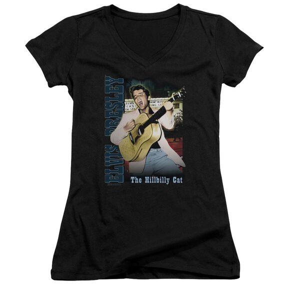 Elvis Memphis Junior V Neck T-Shirt