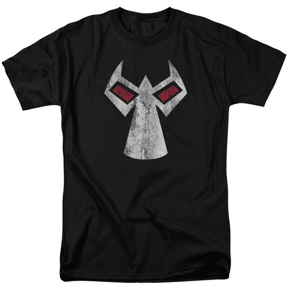 Batman Bane Mask Short Sleeve Adult T-Shirt