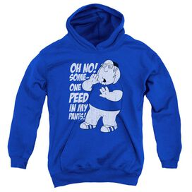 Family Guy In My Pants-youth Pull-over Hoodie - Royal