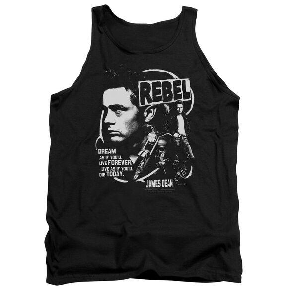 Dean Rebel Cover Adult Tank