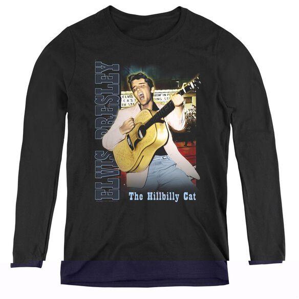 Elvis Presley Memphis-womens Long
