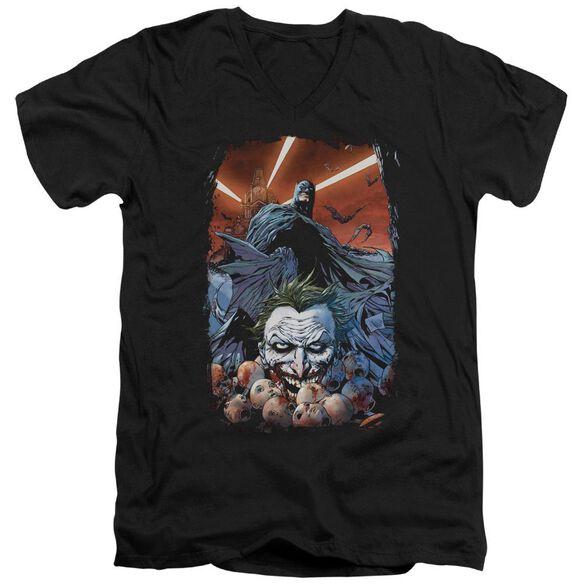 Batman Detective Comics #1 Short Sleeve Adult V Neck T-Shirt