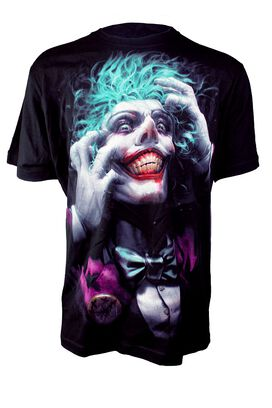 DC Comics Batman The Joker Freak T-Shirt