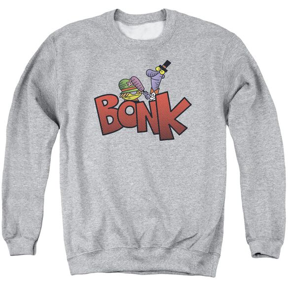 Dexter's Laboratory Bonk Adult Crewneck Sweatshirt Athletic