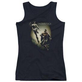Injustice Gods Among Us Battle Of The Gods Juniors Tank Top