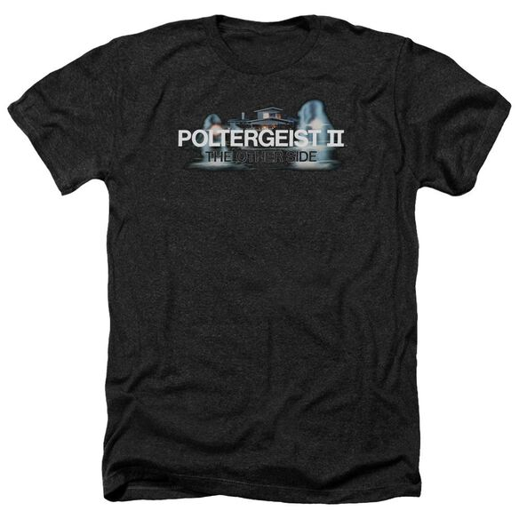 Poltergeist Ii Logo Adult Heather