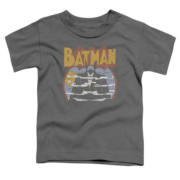 Dc Foggy Short Sleeve Toddler Tee Charcoal Lg T-Shirt