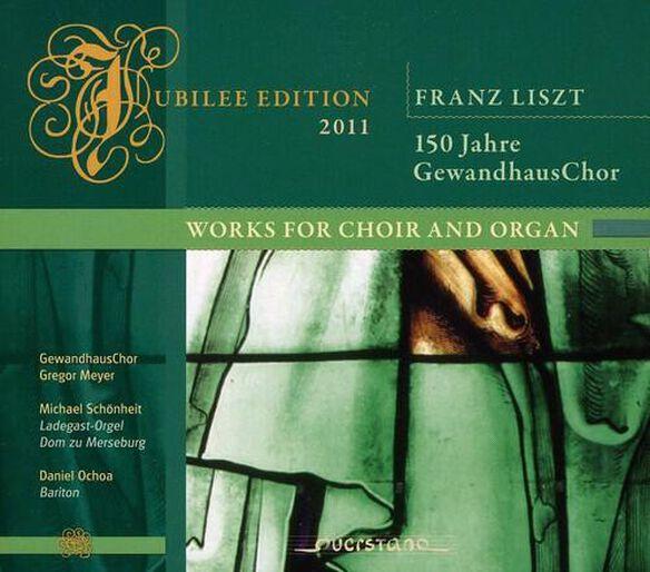 Works For Choir & Organ (Dig)
