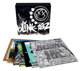 Blink 182 - Box Set (Vnl Box Set)1016