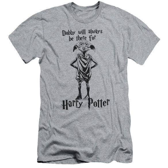 Harry Potter Always Be There Short Sleeve Adult Athletic T-Shirt