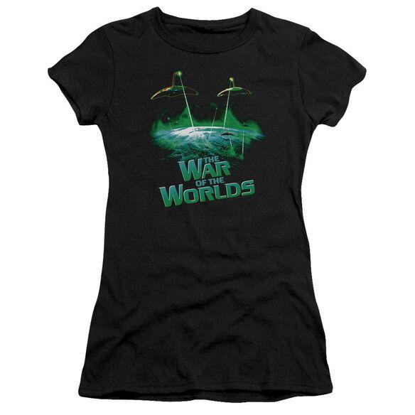 War Worlds Global Attack Premium Bella Junior Sheer Jersey
