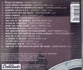 Various Artists - Queens of Country [GNP Crescendo]