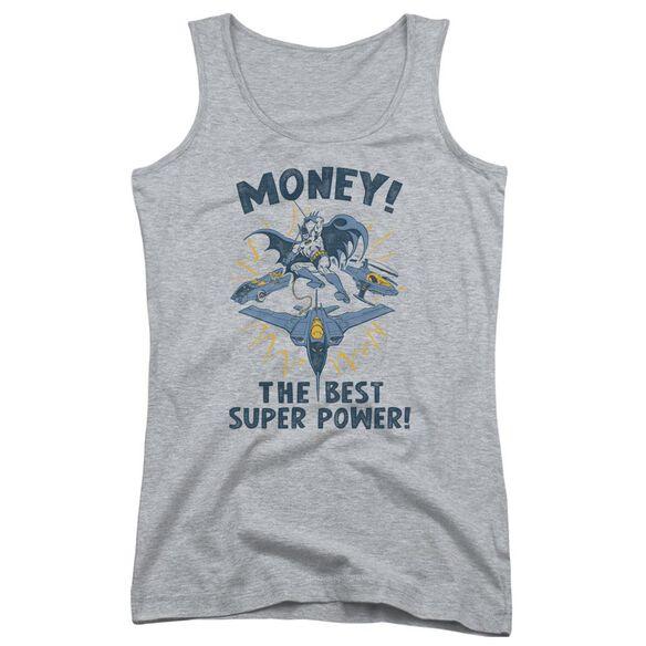 Dc Money Juniors Tank Top Athletic