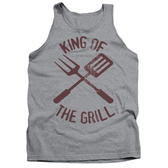King Of The Grill Adult Tank Athletic
