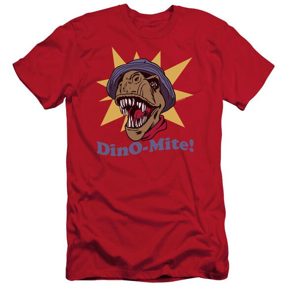 Dino Mite Short Sleeve Adult T-Shirt