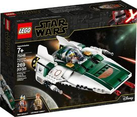 LEGO - Star Wars Resistance A-Wing Starfighter [75248]