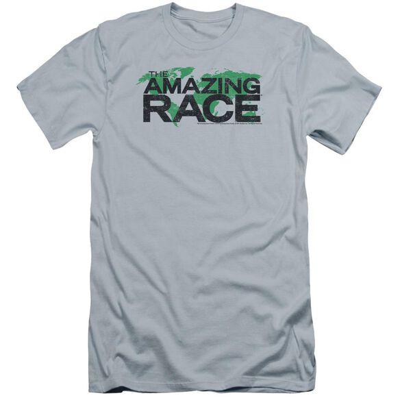 Amazing Race Race World Premuim Canvas Adult Slim Fit Light