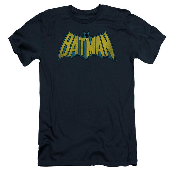 Dc Classic Batman Logo Short Sleeve Adult T-Shirt