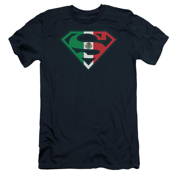 SUPERMAN MEXICAN SHIELD-S/S T-Shirt