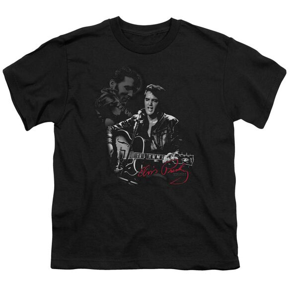 Elvis Show Stopper Short Sleeve Youth T-Shirt