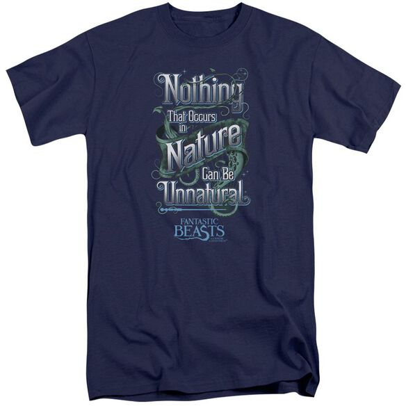 Fantastic Beasts Unnatural Short Sleeve Adult Tall T-Shirt