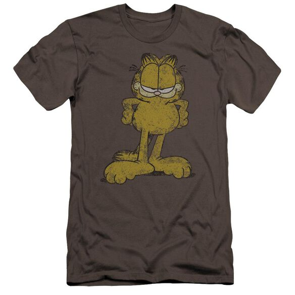 Garfield Big Ol' Cat Premuim Canvas Adult Slim Fit