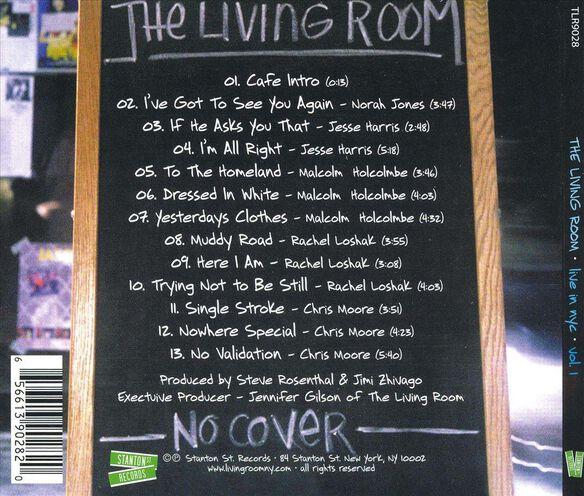 Living Room:Live Nyc V.1