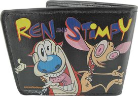 Ren and Stimpy Buddies Wallet