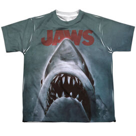 JAWS POSTER-S/S YOUTH T-Shirt