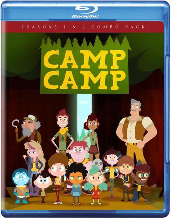 Camp Camp: Seasons 1 and 2 [Blu-ray]