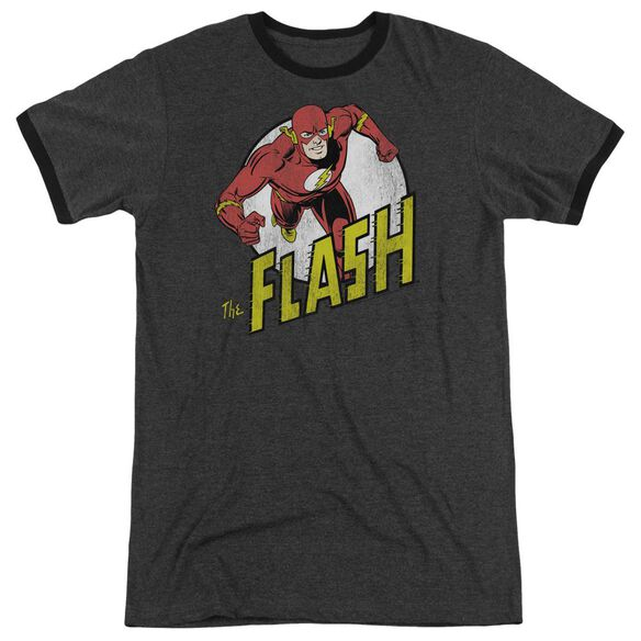 Dc Flash Run Flash Run Adult Heather Ringer