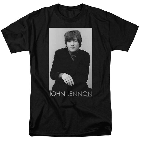 John Lennon Ex Beatle Short Sleeve Adult T-Shirt