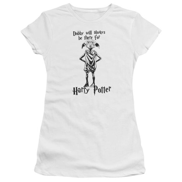 Harry Potter Always Be There Hbo Short Sleeve Junior Sheer T-Shirt