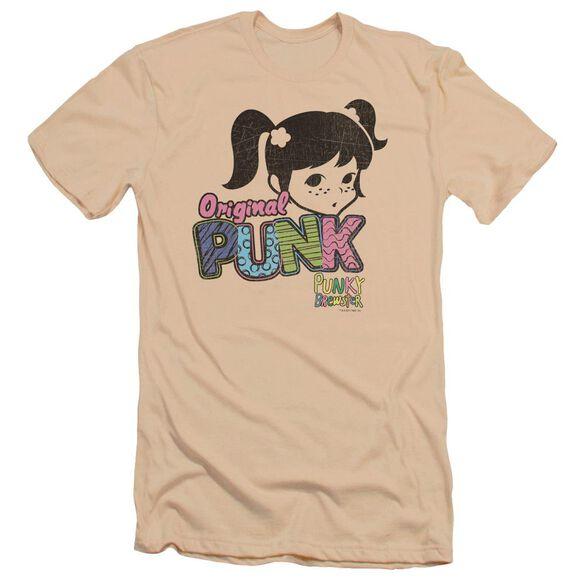 Punky Brewster Punk Gear Premuim Canvas Adult Slim Fit