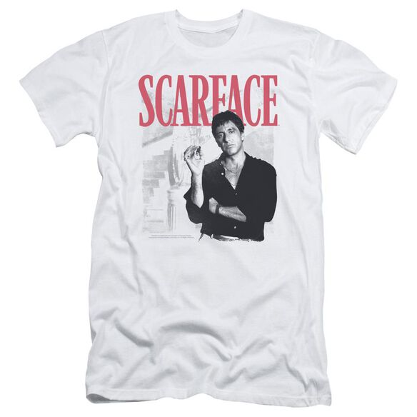 Scarface Stairway Short Sleeve Adult T-Shirt