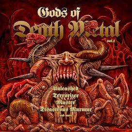 Various Artists - Gods of Death Metal / Various