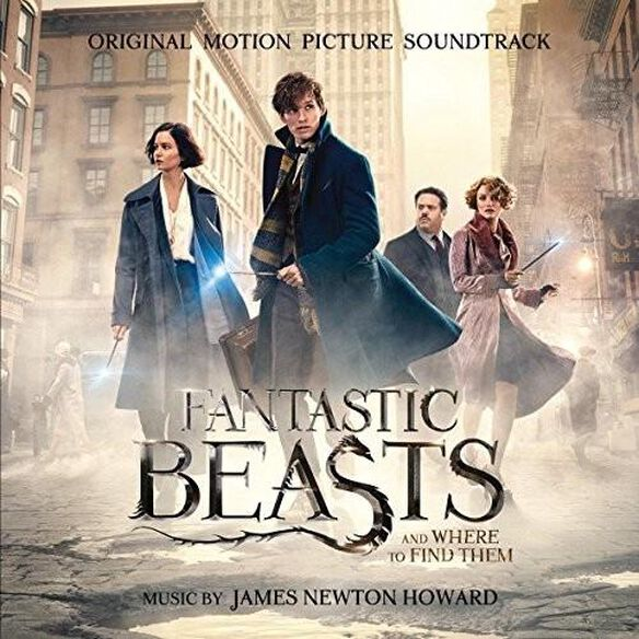 Fantastic Beasts & Where To Find Them / O.S.T.