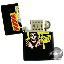 Misfits Horror Business Lighter